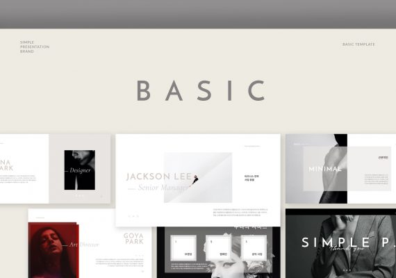 Basic Presentation Template