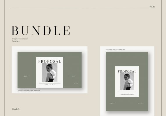 Proposal Presentation Bundle