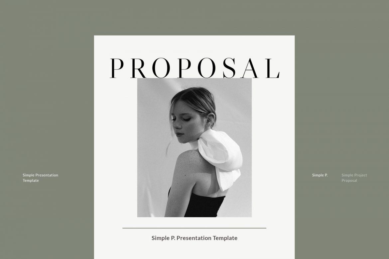 Proposal Presentation Template